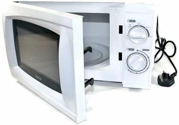 MSC 320-watt Low Power Caravan Microwave